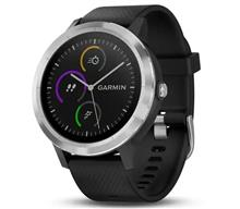 Garmin 010-01769-01 Vivoactive 3 Stainless GPS Sports Watch
